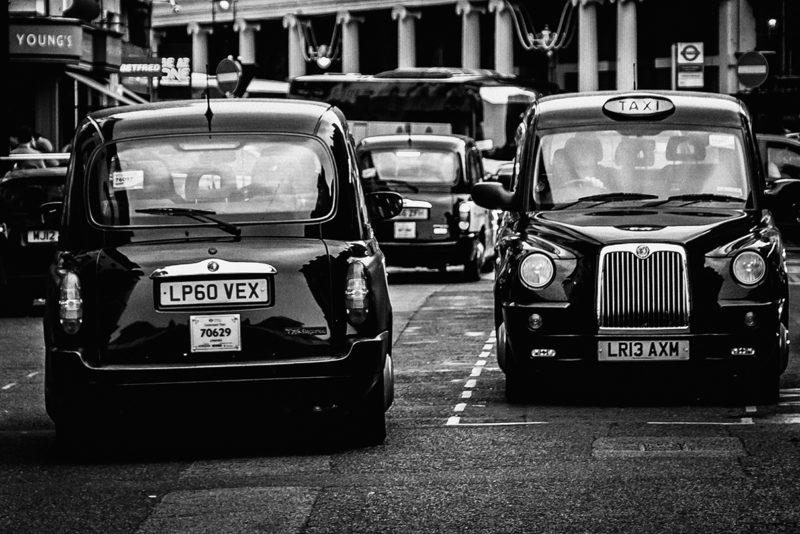 London B&W